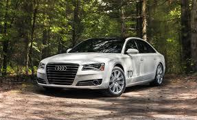 2014 Audi A8L TDI Diesel Test | Review | Car and Driver