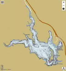Lake California Map