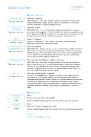 Software Engineer Cv Examples Resume For Experienced Software