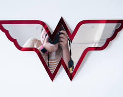 wonder woman decor etsy