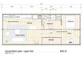 Gallery Of Q Lavish Container Home Floor Plans Designs Shipping Pictures  House With Open Plan Freesingle ...
