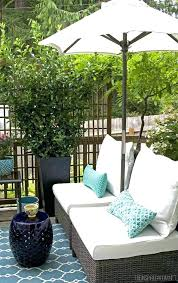 patio furniture for small patios good or best outdoor spaces42 furniture