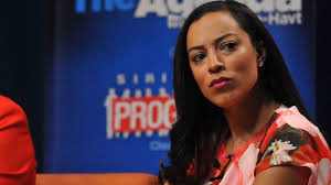 People Are Butthurt Because Angela Rye Refused To Say Trump Was.