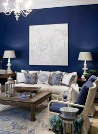 blue and white wall art luxury elegant painting with navy color for prints wa