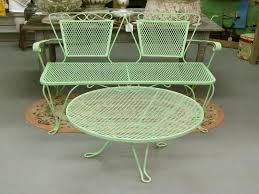 fabulous antique patio furniture home decorating plan vintage outdoor furniture style outdoor furniture