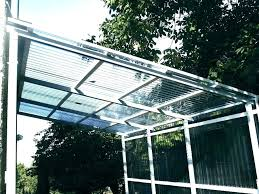 roofing panels greenhouse example clear panel installation translucent roof corrugated fiberglass pergola s