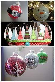 19 quick and easy glass ornament crafts