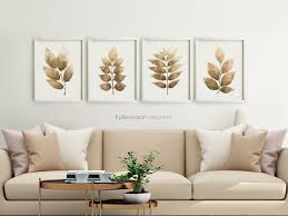 nature wall decor posters printable