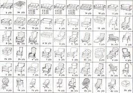 Punctilious Furniture Yardage Chart 2019