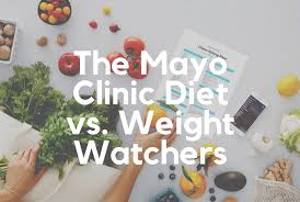 the mayo clinic t vs weight watchers ww june 2019 which is best