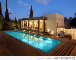 House With Swimming Pool Design 15 Lovely Swimming Pool House