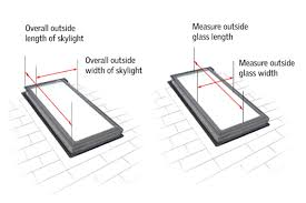 Velux Skylight Size Chart Best Practice Measuring For A Skylight Replacement Jlc Online