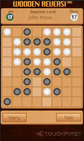Wooden Othello Board Game 100png 61