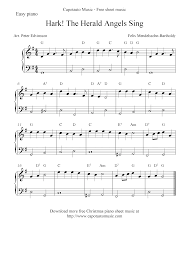 Christmas Piano Sheet Music | fishwolfeboro