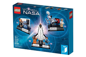 nasa form 1018 lego unveils women of nasa set with astronauts scientists 570 news