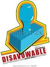 disavowable