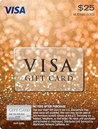 25 visa gift card plus 3 95 purchase fee