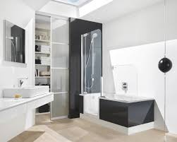 Contemporary Bathtub Shower Combo All Contemporary Design