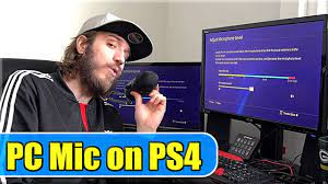 How to USE ANY PC MIC or HEADSET on PS4   (Live Streaming Tips) (Remote  Play Tutorial) - YouTube