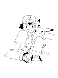 60 Printable Pokemon Coloring Pages Your