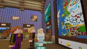 Minecraft Marketplace Design Frozen Adventure Map Minecraft