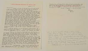 "Ernest Hemingway's ""love Letter"" To His ""dearest Kraut,"" Marlene ..."