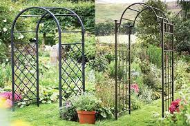 metal arches for gardens google