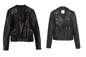 at the 200 range you can get a better quality jacket at high street s like mango and zara zara has a real leather jacket that costs 189 and feels
