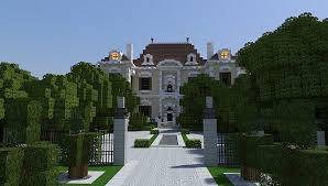minecraft gate design. Exellent Gate Charming Ideas Minecraft Beautiful House Crespi Estate Mansion Design Throughout Gate T