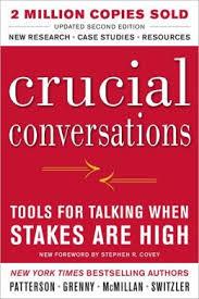 crucial conversations summary crucial conversations notes vialogue