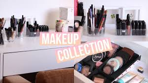 my small makeup collection 2016