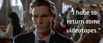 American Psycho Quotes New Top 48 Horror Quotes Costume Discounters Blog