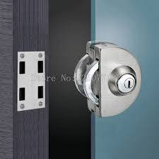 <b>Glass Door Lock</b>, <b>Latches</b>,<b>304</b> stainless steel,without hole,One door ...