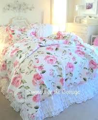 cabbage rose duvet cover quilts twin set includes quilt x inches 1 pillow sham plus bonus