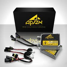 com 55w apex 880 881 899 893 xenon hid conversion kit 6k 6000k diamond white all bulb sizes and colors with premium 55 watt digital