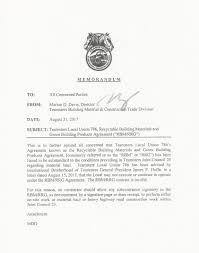 marion d davis director of the teamsters building material construction trade division has issued the following memorandum with respect to the local 786