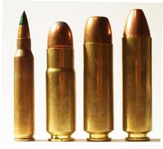 Left To Right 5 56x45mm Nato 458 Socom 50 Beowulf And