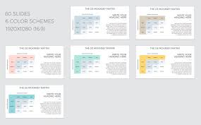 Business Powerpoint Template 64673