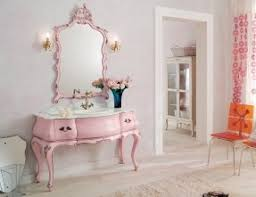 pink and white furniture. if i ever get my grandmotheru0027s bedroom furniture pink and white