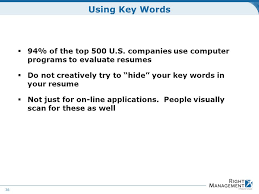 words not to use on a resumes resume development welcome materials resume guidelines worksheets