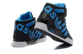 adidas shoes high tops for men. adidas shoes high tops blue and black for men