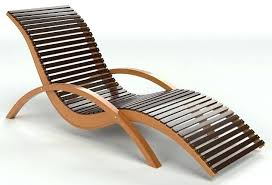 wood chaise lounge. Wooden Chaise Lounge . Wood G