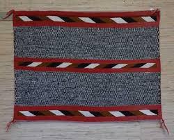 twill single navajo saddle blanket 1079