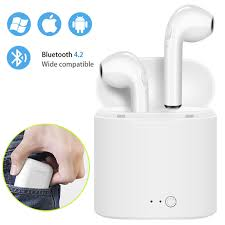 <b>i7s TWS Mini</b> Wireless Bluetooth Earphone Stereo Earbud Headset ...