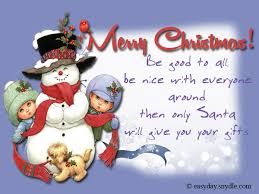 Online Christmas Messages Cute Merry Christmas Sayings Quotesta