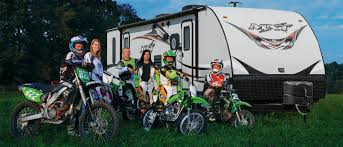2016 kz rv mxt lightweight travel trailer toy haulers home slide 01