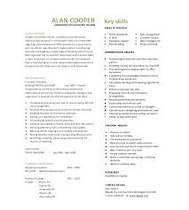 Sample Resume For Administrative Assistants Samples Of Administrative Resumes Resume Objective Examples For