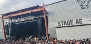 Stage Ae Pittsburgh Seating Chart Stage Ae Concerts What Is The Venue Like For An Outdoor Show