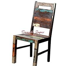 Vintage high back chair Dining Chairs Reclaimed Wood Vintage High Back Chair Spaotpcom Reclaimed Wood Vintage High Back Chair Surface180