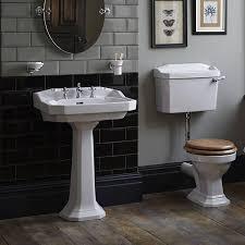 heritage granley low level toilet basin set